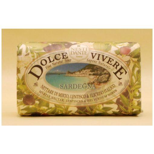 Dolce Vivere,Sardegna szappan 250g