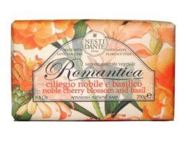Romantica,noble cherry blossom and basil szappan 250g