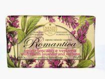 Romantica,wild tuscan lavender and verbena szappan 250g
