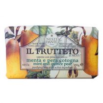 Il Frutteto, mint and quince pear szappan 250g