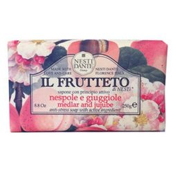 Il Frutteto medlar and jujube szappan 250g