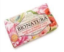 Nesti Bionatura,wild raspberry and nettle szappan 250g