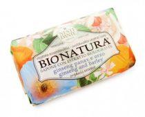 Nesti Bionatura, Ginseng and barley szappan 250g