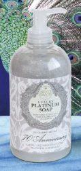 N.D.70th Anniversary,platinum folyékony szappan 500ml
