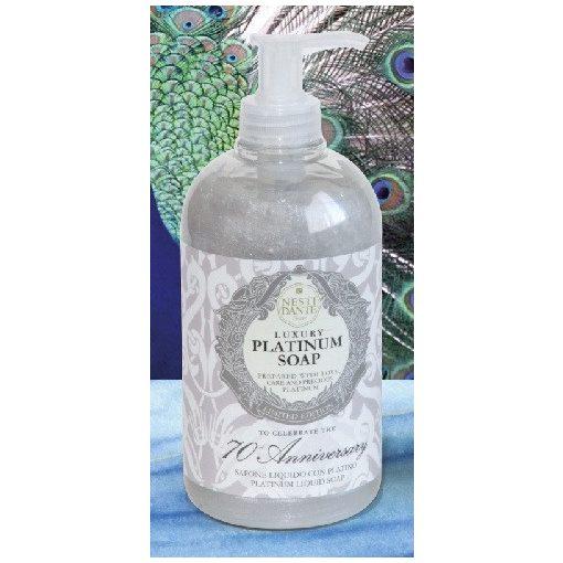 70th Anniversary,platinum folyékony szappan 500ml