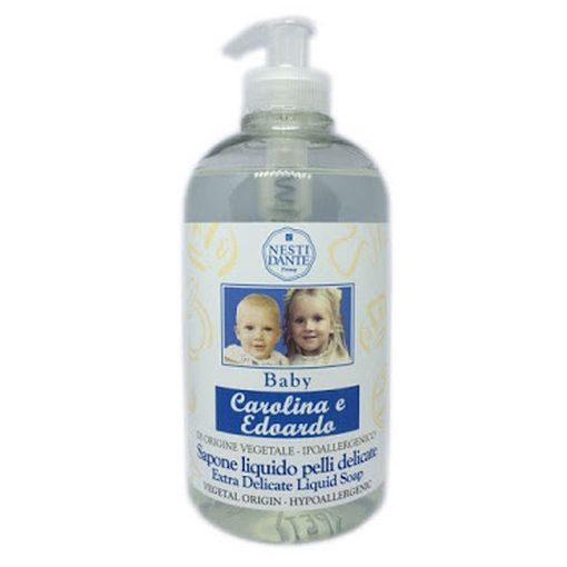 Nesti baby folyékony szappan 500ml