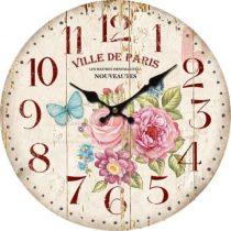 """DAK.HLC6020 Óra Ville de Paris"""" 34cm,fa"""""""