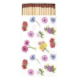 Flower Festival gyufa 6,5x11cm
