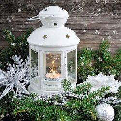 X-Mas Atmosphere papírszalvéta 33x33cm,20db-os