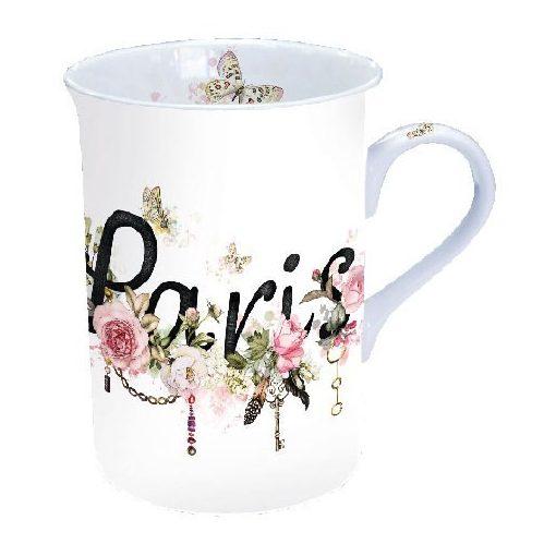 Paris porcelánbögre 0,25L