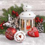 White Lantern papírszalvéta 33x33cm,20db-os