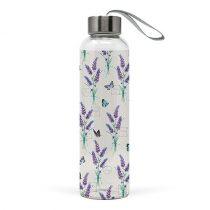 Lavender With Love útiflaska borosilicate üveg 0,55l