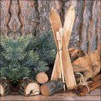 Skis papírszalvéta  33x33cm, 20db-os