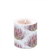Calluna átvilágítós gyertya 8x7,5cm