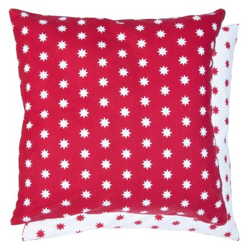 Textil párnahuzat 50x50cm, pamut, Very Merry Christmas