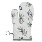 Edényfogó, 16x30cm,pamut, Olive Garden