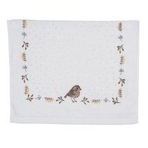 Konyhai kéztörlő 40x66cm, pamut, madaras