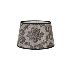 Barokk mintás lámpaernyő  20x14cm